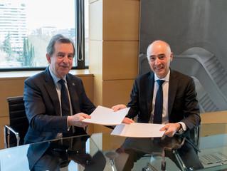Ferrovial se convierte en Miembro Protector del IIE.