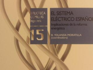 """Crónica de la Jornada del 10 de diciembre de 2014.  Presentación del libro """"El sistema eléctric"""