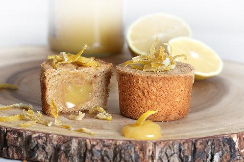 Lemon Curd (box of 4)