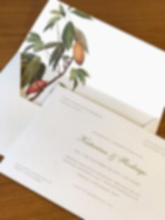Convite Bar Mitzva