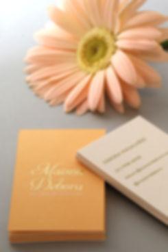 Convite casamento floral