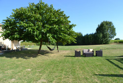 Cousserat Holiday Homes garden