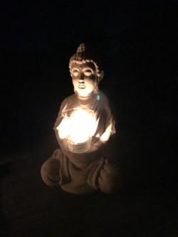 Nightime zen