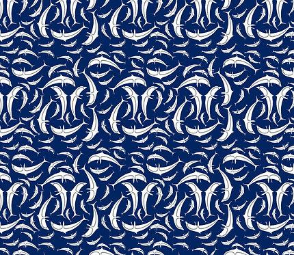 White Dolphins Atlantic