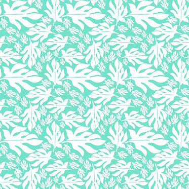 Sea Green Leaf
