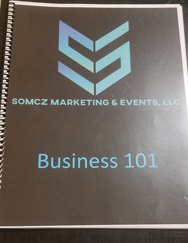 Business 101 book with Trademark (Printed)