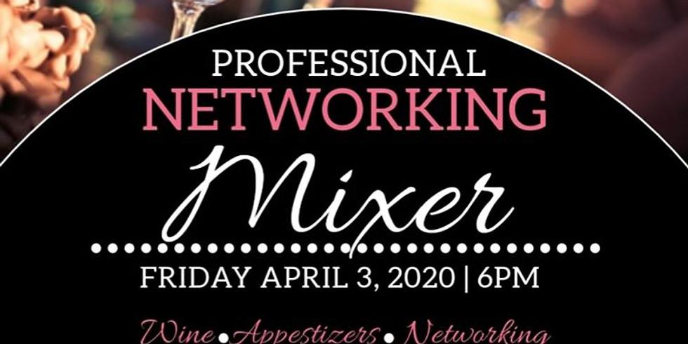Professtional Networking Mixer