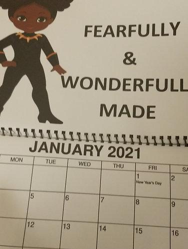 Custom Calendars in Bulk Min. 10 count