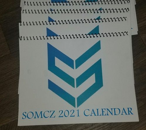 SOMCZ 2021 CALENDAR