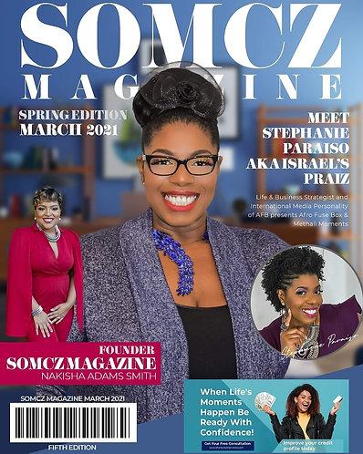 SOMCZ 5th Edition Magazine (Pre order)