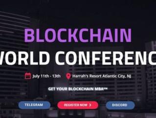Mr. Brian Su to speak at the Blockchain World Conference