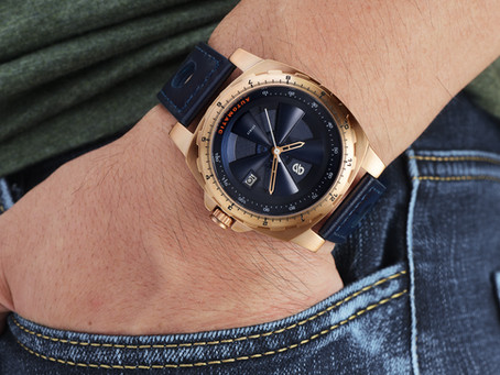 Profile: Sangamon Watches - Sharing History through Timepiece