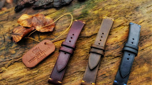 Turning a Hobby into Business: Story of  Heritageleather Straps