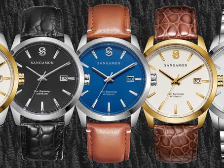 如何购买Sangamon腕表与须知