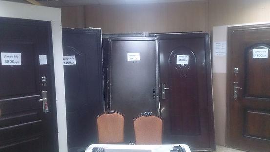 Комиссионные двери на Трактовой