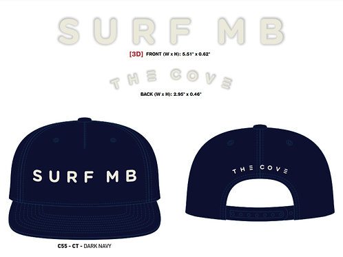"SURF MB ""The Cove"" Hat"