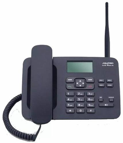 Telefone Rural - Aquário CA-42s