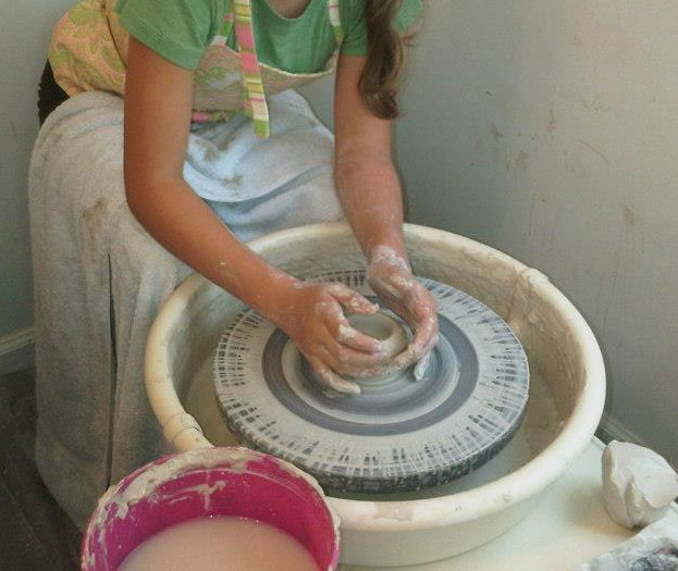 Painting and Pottery Camp: July 27 - Aug 7