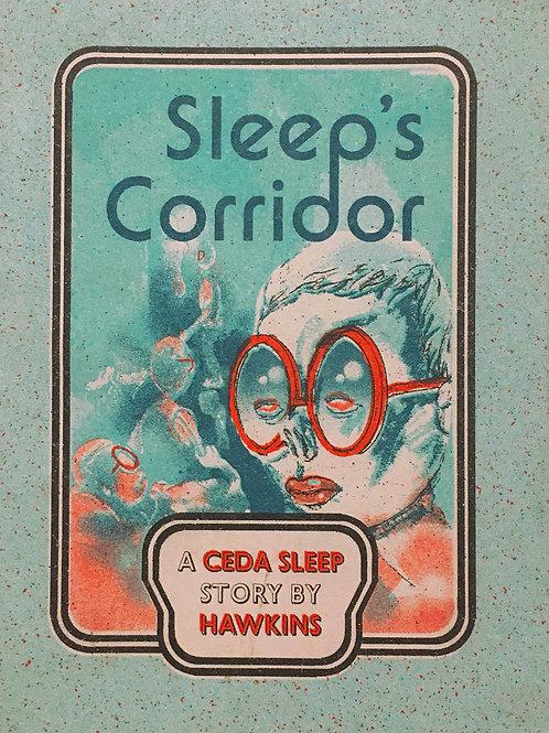 'Sleep's Corridor' by Michael Hawkins