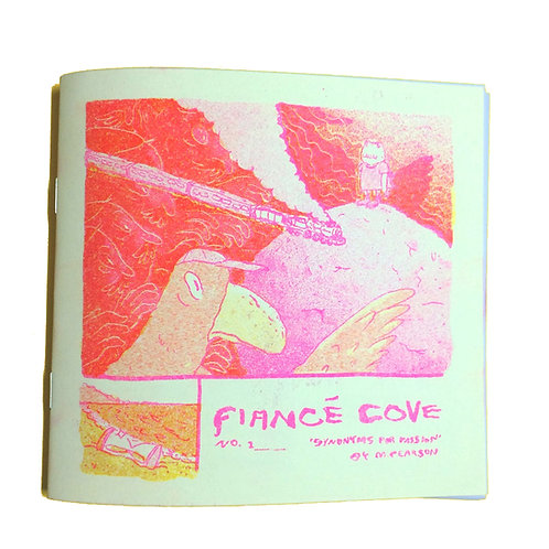 'FIANCÉ COVE 1 - Synonyms for Passion' by Marc Pearson