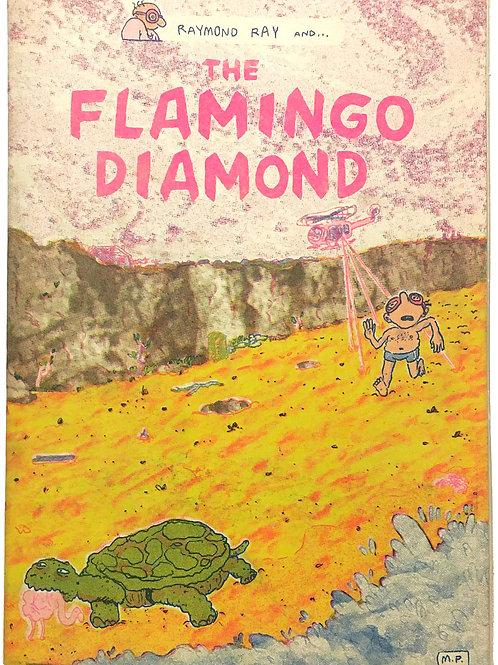 'THE FLAMINGO DIAMOND' (Flamingo Diamond #1) by Marc Pearson