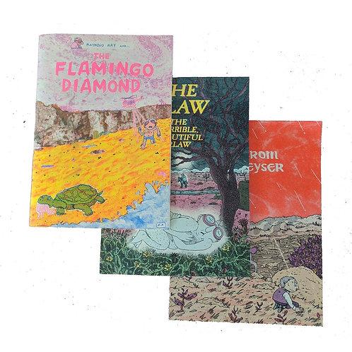 Flamingo Diamond #1-3 by Marc Pearson