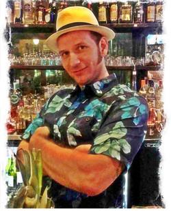 Johnny Tightpants, Bartender