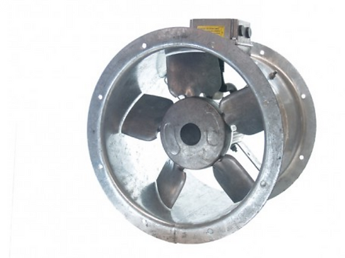 FLAKT WOODS 45JM/​16/​4/​5/​40/​1PH LONG CASED AXIAL FAN EXTRACT