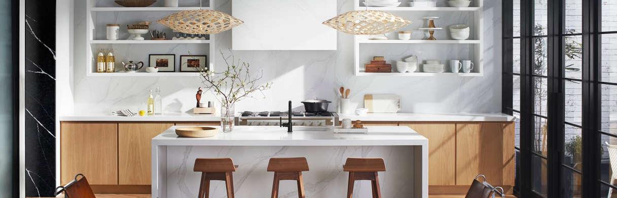 Modern Kitchen ideas Silestone Supplier