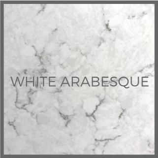 White Arabesque