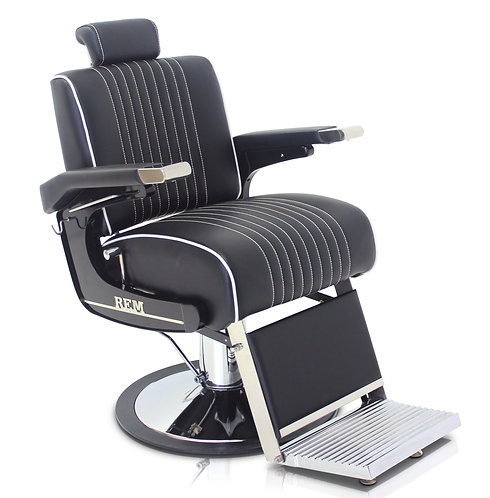 VOYAGER Classic Barber Chair -Black