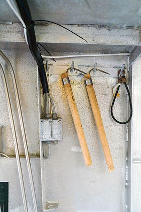 gaf hooks used to capture wild salmon i alaskan waters