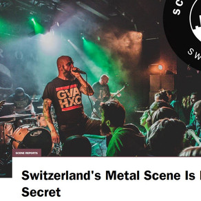 Awesome report about the Swiss music scene.