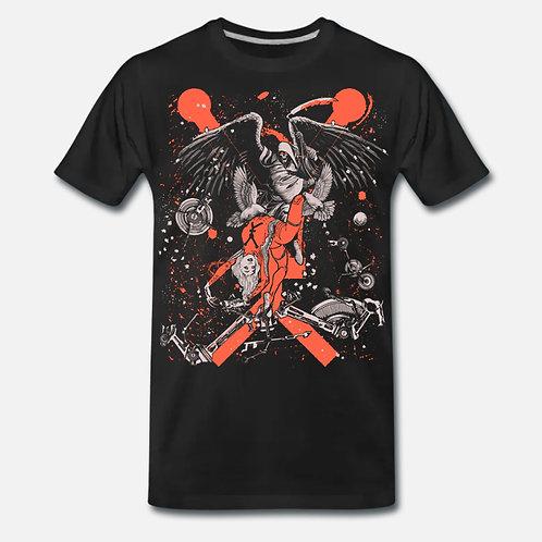 IWITE T-Shirt orange