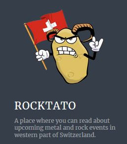 Cool article on Rocktato