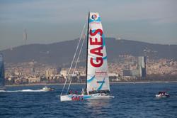 Barcelona World Race 2014-2015