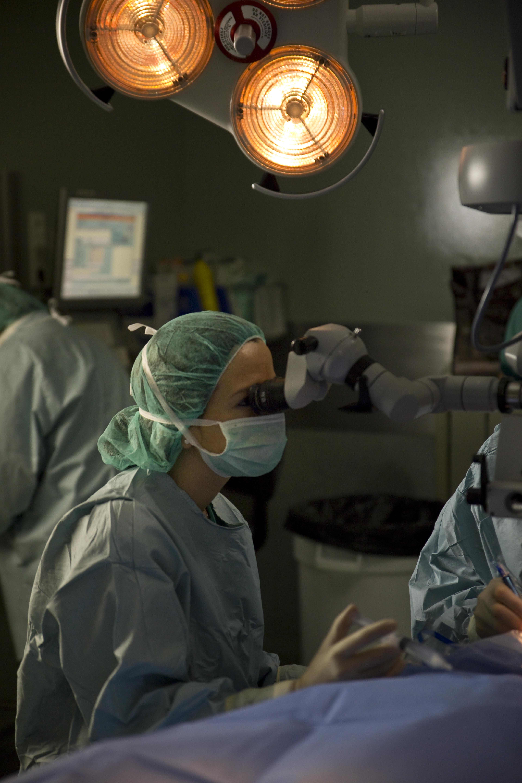 Cirugía de Oftalmología