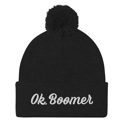 Ok, Boomer Beanie