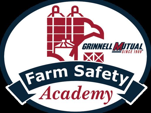 OSHA Still Matters to Farmers, Grinnell Farm Safety Academy 2016