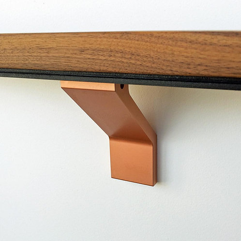 Componance SA-WALL Handrail Bracket, Copper