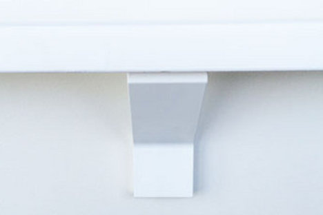 Componance SA-WALL Handrail Bracket, White