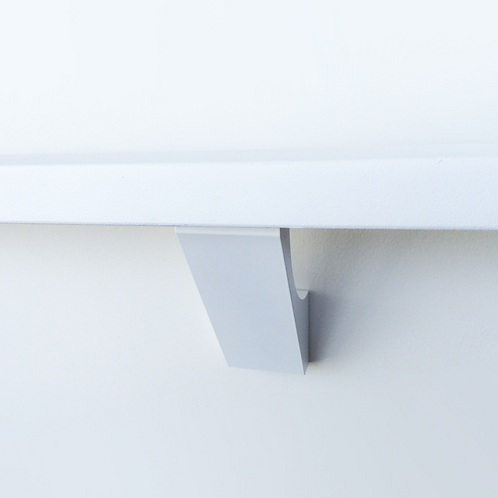 Componance VC-WALL Handrail Bracket, White