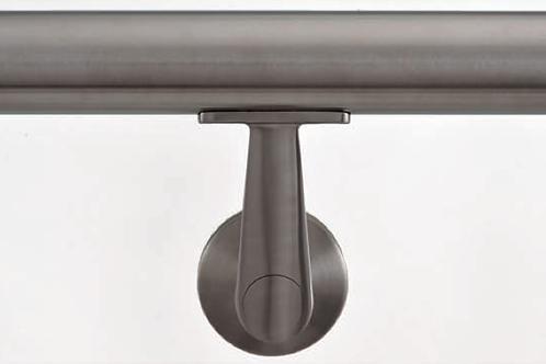 Componance FF-WALL Handrail Bracket, Brushed SS