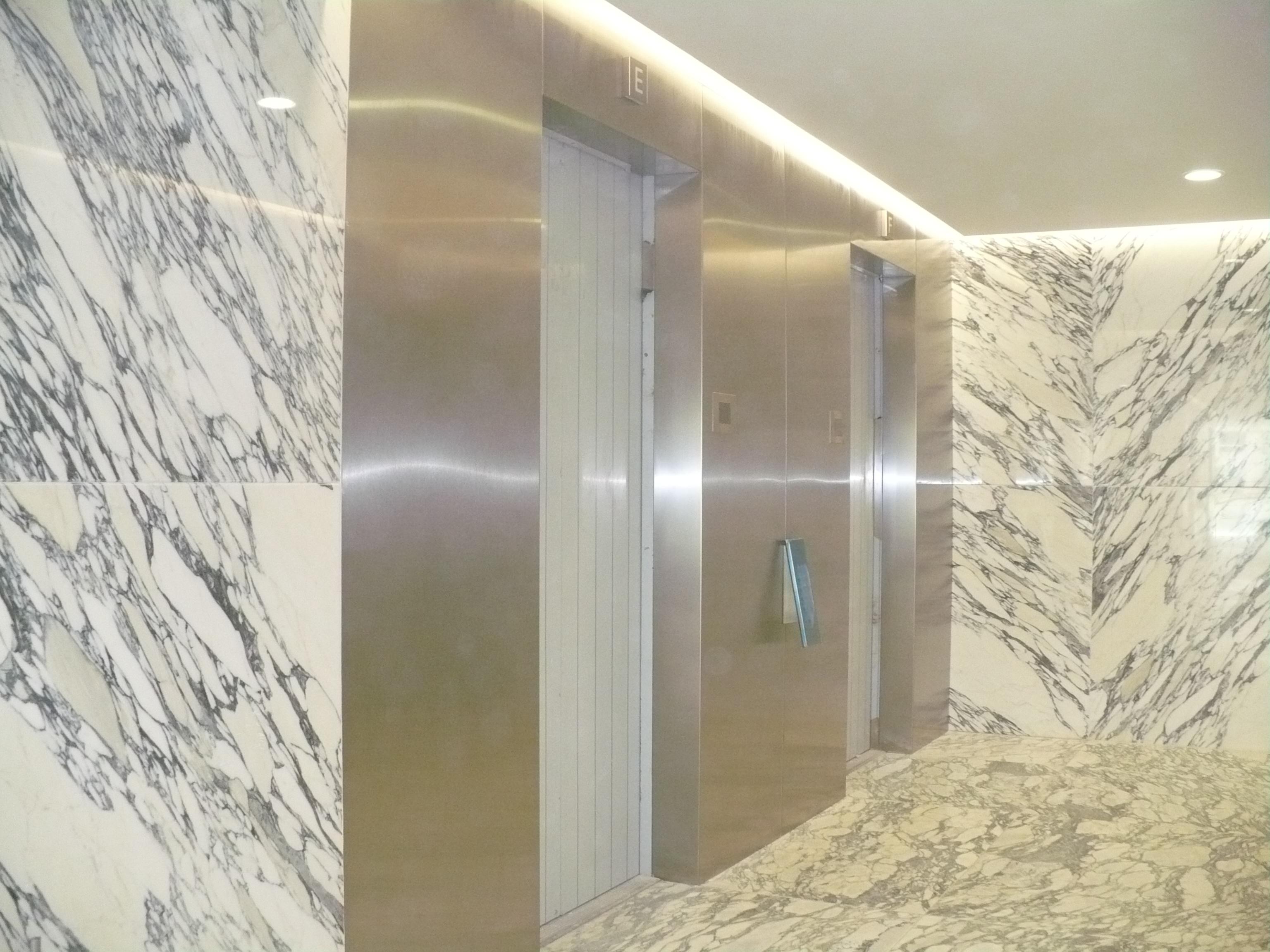 Marcos para elevadores, Arcos II