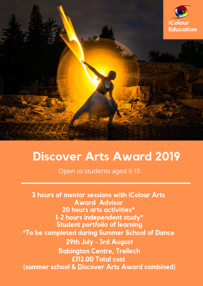 Portfolio Creative learning Research artists Share creative work  Summer school Babington Cente Trellech Monmouth Creative Dance