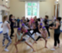 summer school of dance monmouthshre creativityThe Greatest Showman success young people aged 8-14