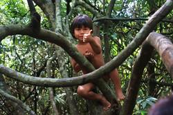 Bora tribe kid