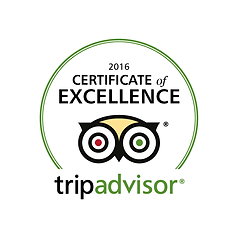 Certificate of Excellence Loggia Mariposa 2016
