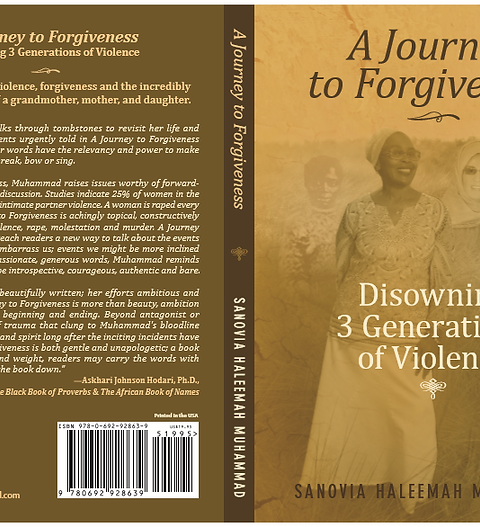 A Journey to Forgiveness