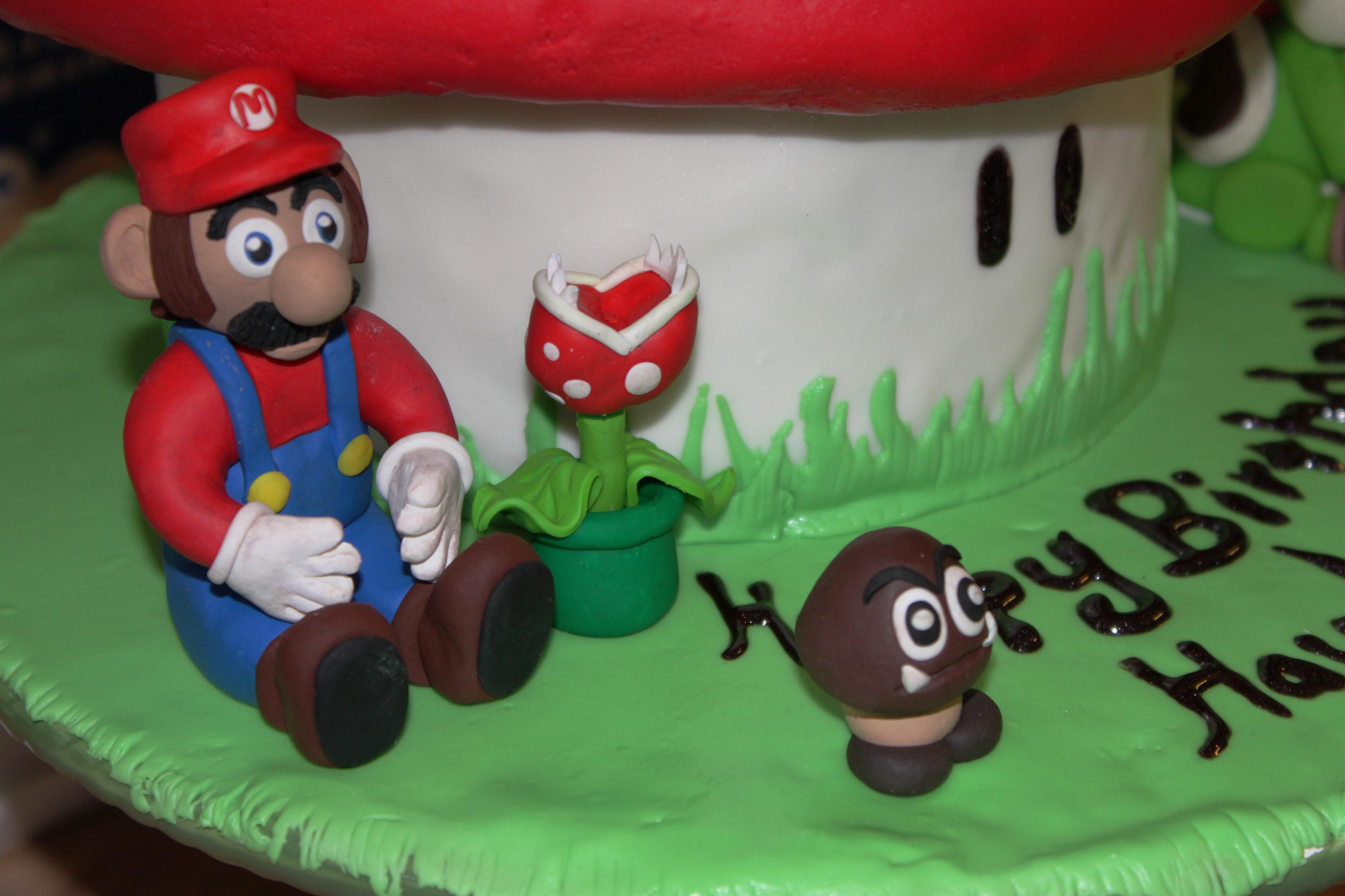 Mario Birthday